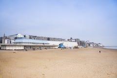 Playa Kent Inglaterra de Ramsgate Imagen de archivo libre de regalías