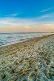 Playa Koh Samui, Tailandia de Lamai Imágenes de archivo libres de regalías