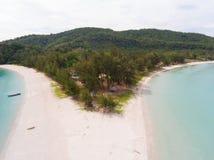 Playa Kudat de Kelambu fotografía de archivo