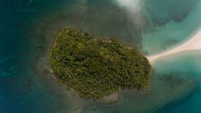 Playa Kudat de Kelambu fotos de archivo