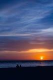 Playa la Florida de Bradenton Fotografía de archivo