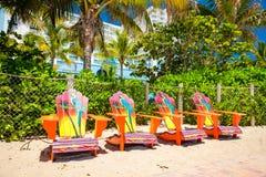 Playa la Florida de Hollywood fotografía de archivo libre de regalías