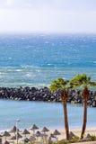 Playa la Pinta 免版税库存图片