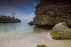 Playa Lagun Curaçao Royalty Free Stock Images
