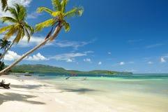 Playa Las加勒拉斯火山 免版税库存图片