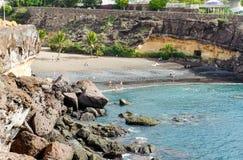 Playa Las Galgas imagen de archivo libre de regalías