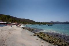 Playa las Gatas Royaltyfri Fotografi