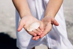 Playa mágica Fotografía de archivo libre de regalías