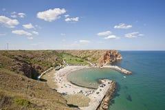 Playa maravillosa Foto de archivo libre de regalías