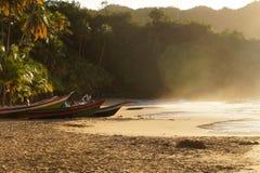 PLAYA MEDINA, Caraïbisch strand Royalty-vrije Stock Afbeelding