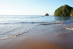 PLAYA MEDINA, karaibska plaża fotografia royalty free