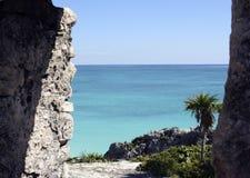 Playa mexicana Fotos de archivo