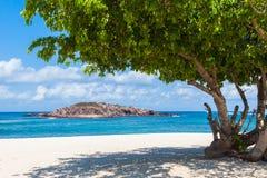Playa mexicana Fotografía de archivo