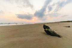 Playa mexicana Imágenes de archivo libres de regalías