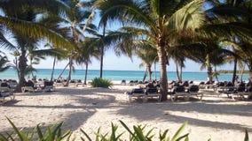 Playa mexicana imagen de archivo libre de regalías