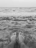Playa Miami Imagenes de archivo