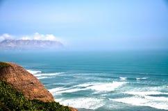 Playa Miraflores HDR Fotos de archivo libres de regalías