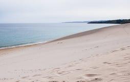 Playa natural fotografía de archivo libre de regalías