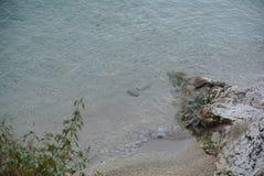Playa natural Fotos de archivo libres de regalías