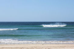 Playa Negra Στοκ φωτογραφία με δικαίωμα ελεύθερης χρήσης