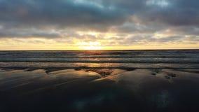 Playa, Oregon Imágenes de archivo libres de regalías