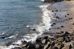 playa papagayo αμμόλοφων παραλιών blancalanzarote Στοκ φωτογραφία με δικαίωμα ελεύθερης χρήσης