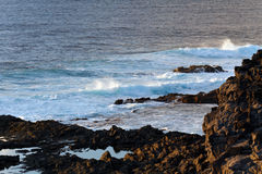 Playa Papagayo Beach,Playa Blanca,Lanzarote,Spain Royalty Free Stock Photography