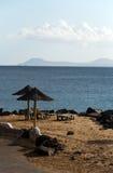 Playa Papagayo Beach,Playa Blanca,Lanzarote,Spain Stock Photos