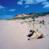 Playa PEI de Brackley imagenes de archivo