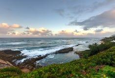 Playa Pena - Сан-Хуан, Пуэрто-Рико Стоковое Изображение RF