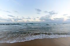 Playa Pena - Сан-Хуан, Пуэрто-Рико Стоковые Изображения RF