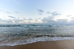 Playa Pena - San Juan, Πουέρτο Ρίκο Στοκ εικόνες με δικαίωμα ελεύθερης χρήσης
