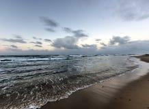 Playa Pena - San Juan, Puerto Rico Arkivfoto