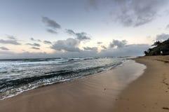 Playa Pena - San Juan, Puerto Rico Royalty Free Stock Photo