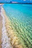 Playa perfecta fotografía de archivo libre de regalías