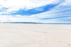 Playa perfecta de St Ives en Cornualles, Inglaterra fotos de archivo