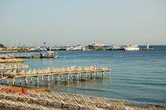 Playa - pernos de los les de Juan Foto de archivo libre de regalías