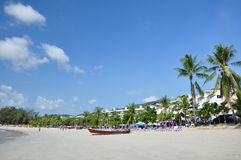 playa Phuket Tailandia del ??Patong Imágenes de archivo libres de regalías