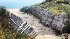 Playa pinedo Zdjęcia Stock