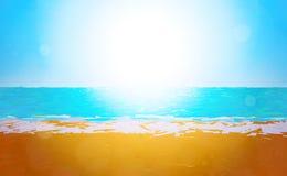Playa polivinílica baja Fotografía de archivo