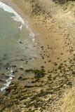 Playa, Portugal, Algarve Fotos de archivo libres de regalías