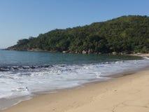 Playa preciosa Fotos de archivo libres de regalías