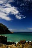 Playa principal Imagenes de archivo