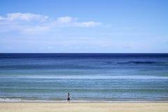 Playa principal Gold Coast Australia Imagen de archivo