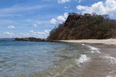 Playa Rajada,哥斯达黎加 库存照片