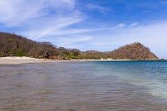 Playa Rajada, Costa Rica imagen de archivo