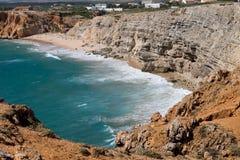 Playa rocosa Imagenes de archivo