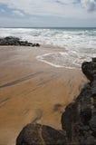 Playa rocosa Imagen de archivo