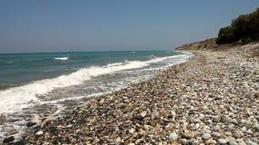 Playa salvaje de los guijarros