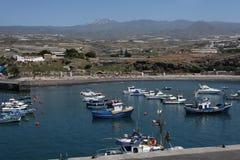 playa SAN λιμενικού Juan Στοκ Εικόνες